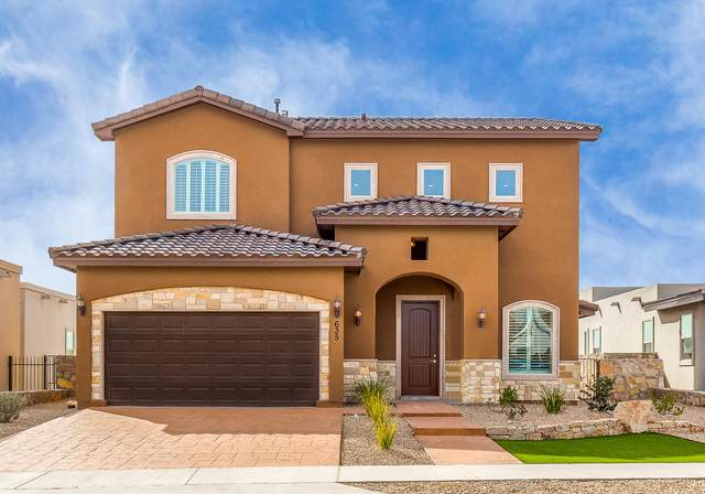 2856 Mike Price Drive, El Paso, TX 79938 (MLS #839100) :: Preferred Closing Specialists