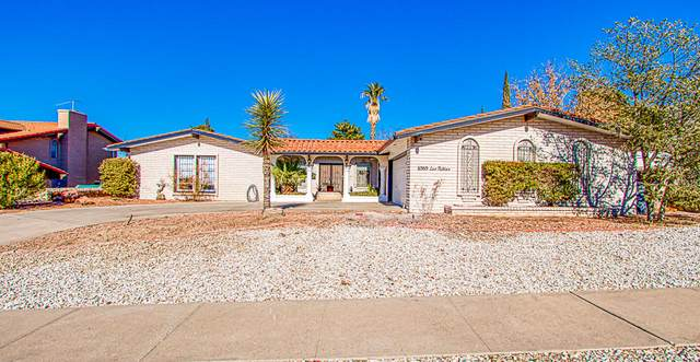 6369 Los Robles Drive, El Paso, TX 79912 (MLS #839102) :: The Purple House Real Estate Group