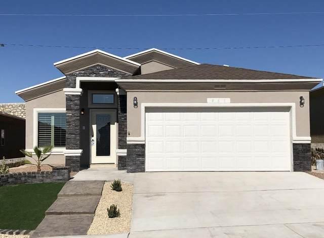 11592 Flor Cadillo, Socorro, TX 79927 (MLS #839103) :: The Purple House Real Estate Group