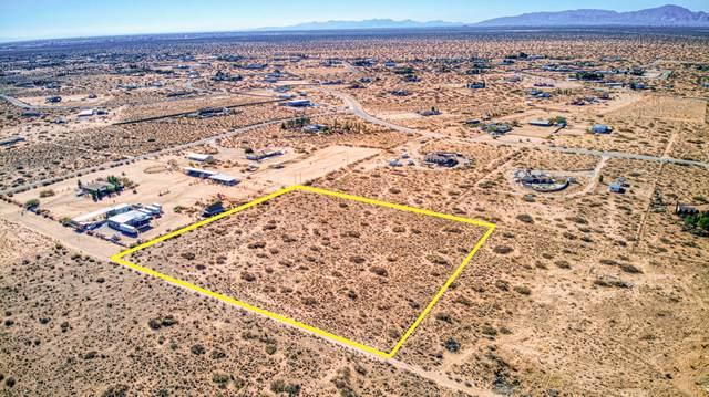 5631 Ch Hunton Street, El Paso, TX 79938 (MLS #839111) :: The Purple House Real Estate Group