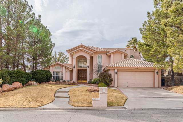 851 Via Alegre Lane, El Paso, TX 79912 (MLS #839119) :: Preferred Closing Specialists