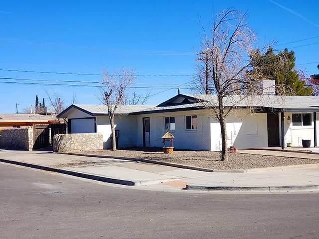 9601 Mcintosh Drive, El Paso, TX 79925 (MLS #839123) :: Preferred Closing Specialists