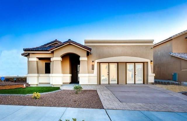7600 Dawnlight Lane, El Paso, TX 79911 (MLS #839132) :: Preferred Closing Specialists
