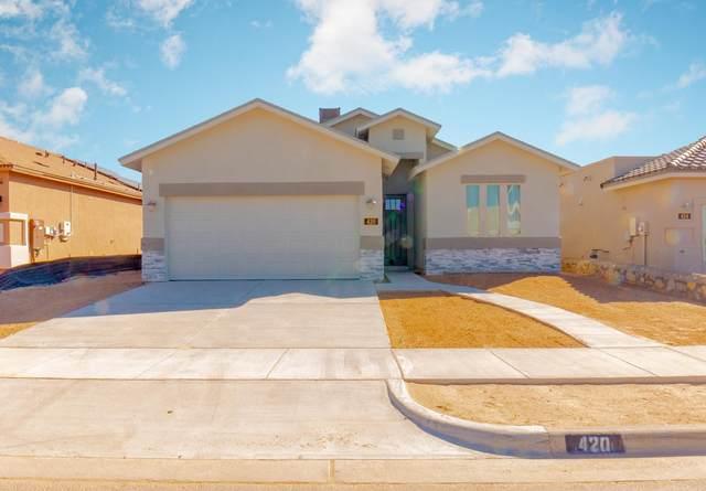 4588 Marisabel Azcarate Street, El Paso, TX 79938 (MLS #839136) :: The Purple House Real Estate Group