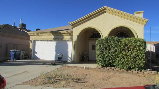 10803 Elise Street, El Paso, TX 79924 (MLS #839137) :: Preferred Closing Specialists