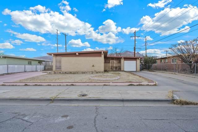 9609 Gschwind Avenue, El Paso, TX 79924 (MLS #839155) :: The Purple House Real Estate Group