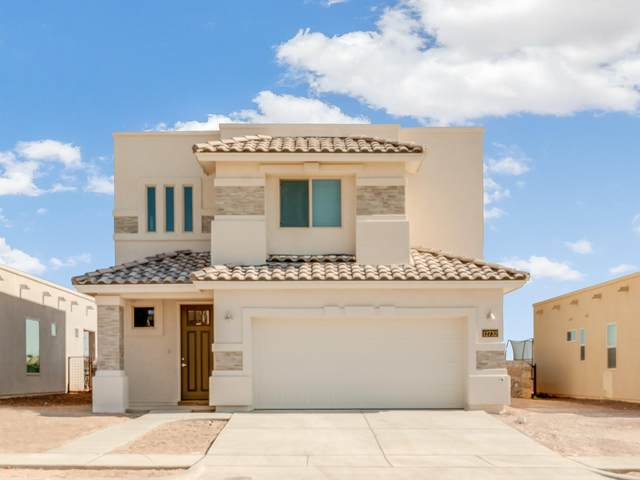 4548 Marisabel Azcarate, El Paso, TX 79938 (MLS #839158) :: The Purple House Real Estate Group