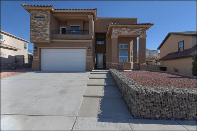 468 Emerald Bluff Drive, Horizon City, TX 79928 (MLS #839170) :: Preferred Closing Specialists