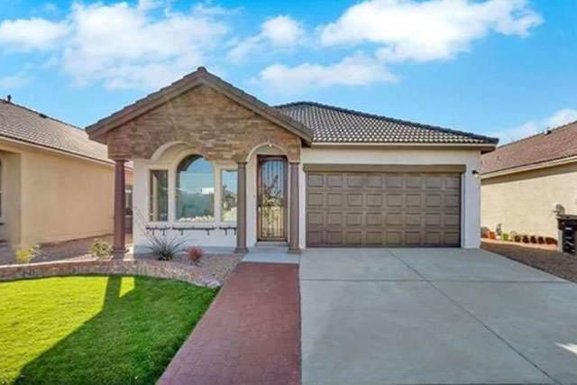 247 Herts Way, El Paso, TX 79928 (MLS #839187) :: Preferred Closing Specialists