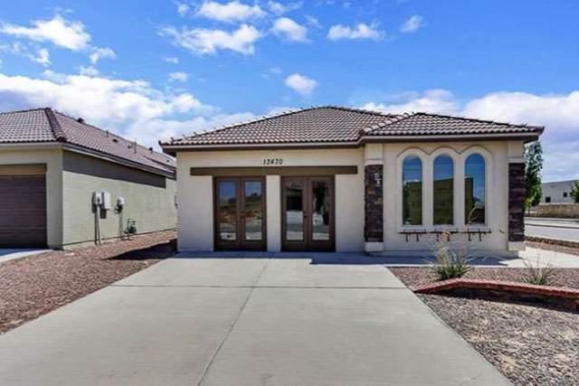 252 Ilchester Way, El Paso, TX 79928 (MLS #839188) :: Preferred Closing Specialists