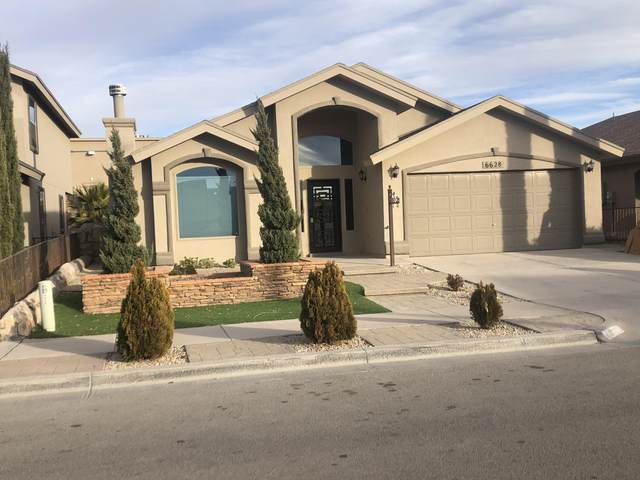 6628 Westfield Drive, El Paso, TX 79932 (MLS #839201) :: The Purple House Real Estate Group