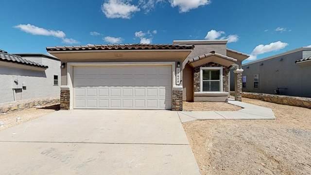 13576 Hazlewood Street, El Paso, TX 79928 (MLS #839203) :: Preferred Closing Specialists
