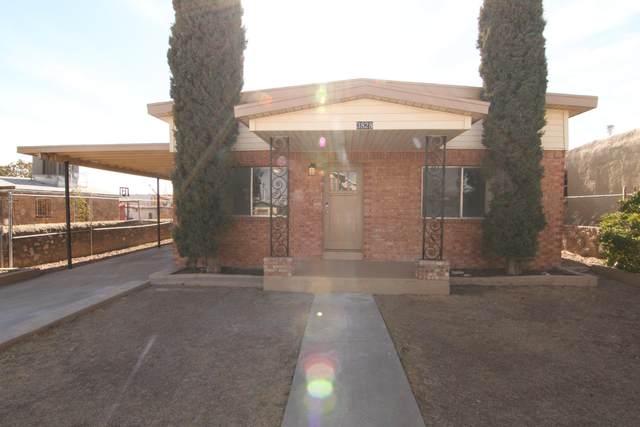 3828 Pierce Avenue, El Paso, TX 79930 (MLS #839218) :: Preferred Closing Specialists
