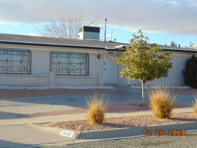 2513 Samoa Drive, El Paso, TX 79925 (MLS #839219) :: Preferred Closing Specialists
