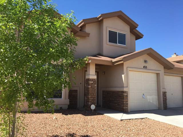 455 Coldridge Valley Place, El Paso, TX 79928 (MLS #839221) :: The Purple House Real Estate Group