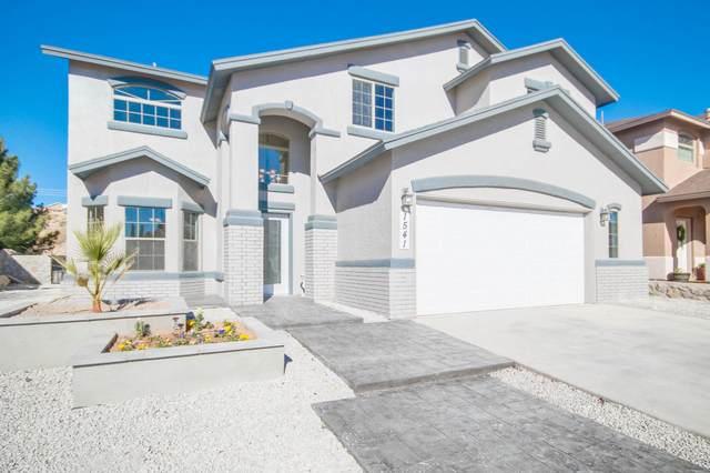 1541 Luz De Sol Drive, El Paso, TX 79912 (MLS #839225) :: The Purple House Real Estate Group
