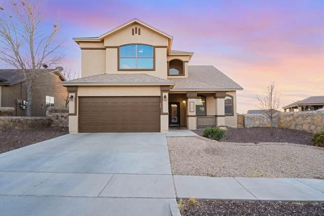 12220 Branell Lane, El Paso, TX 79928 (MLS #839232) :: The Purple House Real Estate Group