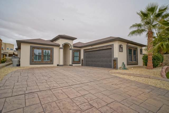 3132 Tunnel Point Way, El Paso, TX 79938 (MLS #839246) :: Preferred Closing Specialists