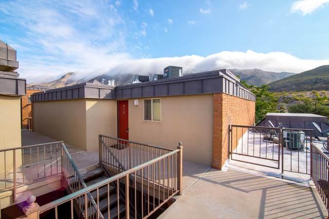 4433 N N Stanton Street D413, El Paso, TX 79902 (MLS #839269) :: The Purple House Real Estate Group