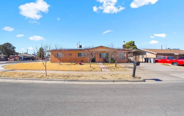 2545 Prestwick Road, El Paso, TX 79925 (MLS #839273) :: Preferred Closing Specialists