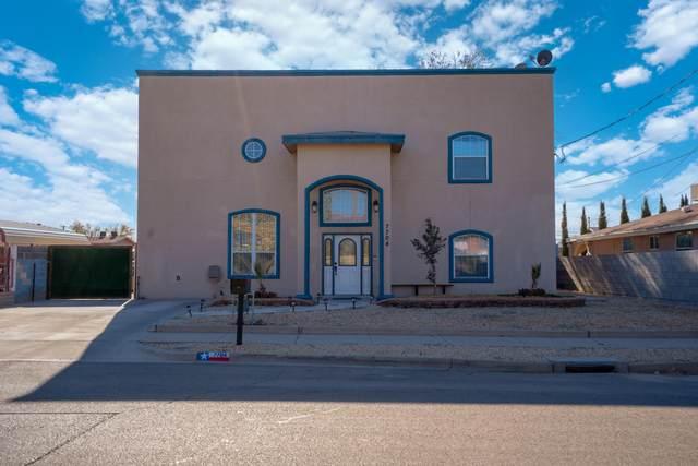 7704 Caliche Drive, El Paso, TX 79915 (MLS #839274) :: The Matt Rice Group