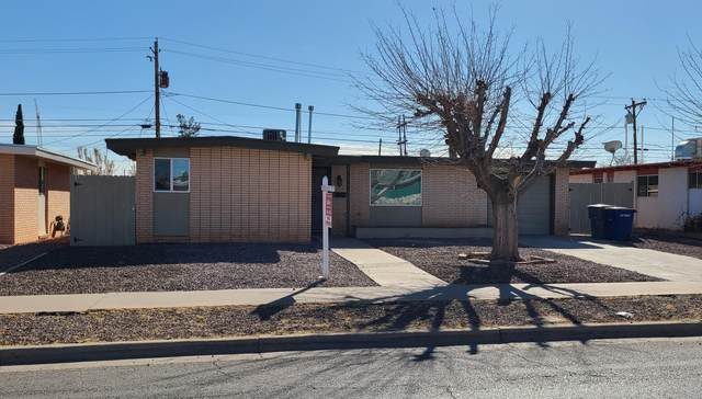 5404 Dearborne Drive, El Paso, TX 79924 (MLS #839281) :: The Purple House Real Estate Group