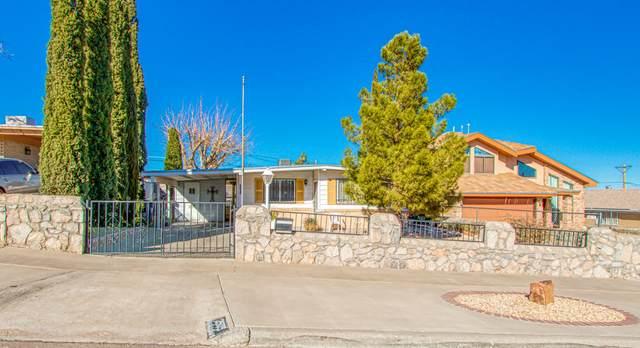 3505 Broaddus Avenue, El Paso, TX 79904 (MLS #839286) :: The Purple House Real Estate Group