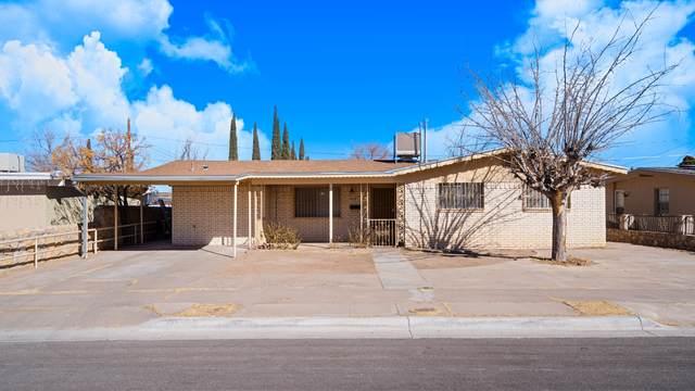 7141 Pear Tree Lane, El Paso, TX 79915 (MLS #839289) :: The Purple House Real Estate Group