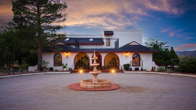 14661 Simpson Road, El Paso, TX 79938 (MLS #839291) :: The Purple House Real Estate Group