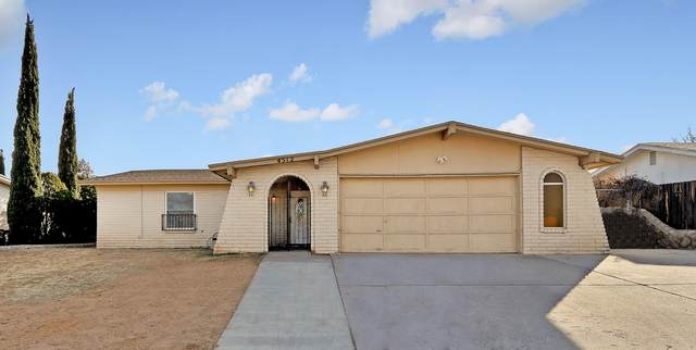 4512 Aries Drive, El Paso, TX 79924 (MLS #839294) :: Preferred Closing Specialists