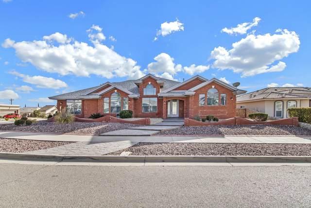 13450 Pine Valley Avenue, Horizon City, TX 79928 (MLS #839296) :: Preferred Closing Specialists