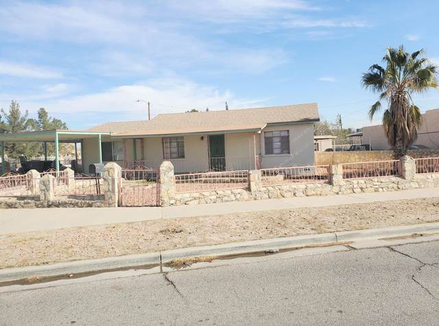 8301 Roseway Drive, El Paso, TX 79907 (MLS #839302) :: The Purple House Real Estate Group