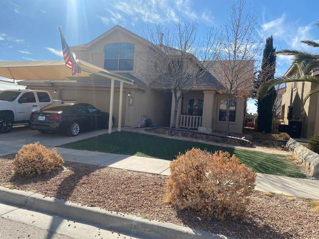 413 Sand Verbena Street, El Paso, TX 79928 (MLS #839316) :: Jackie Stevens Real Estate Group brokered by eXp Realty