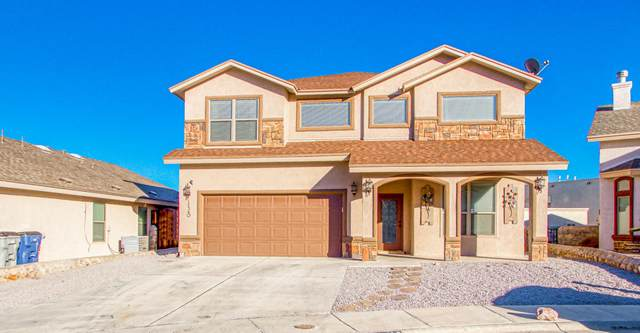 11340 S Ranch Court, El Paso, TX 79934 (MLS #839319) :: Preferred Closing Specialists