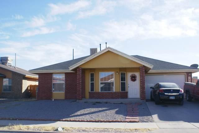 14352 Cocotitlan Drive, Horizon City, TX 79928 (MLS #839325) :: Preferred Closing Specialists