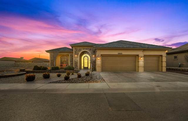 6417 Passo Via Street, El Paso, TX 79932 (MLS #839327) :: The Purple House Real Estate Group