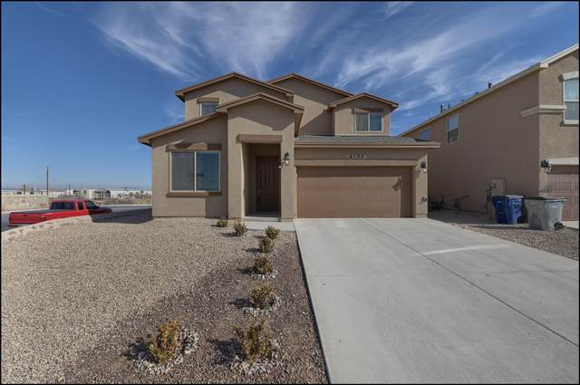 4100 Loma Dante, El Paso, TX 79938 (MLS #839339) :: The Purple House Real Estate Group