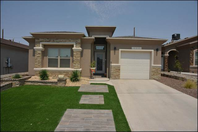 453 Prime Desert Drive, El Paso, TX 79932 (MLS #839346) :: The Matt Rice Group