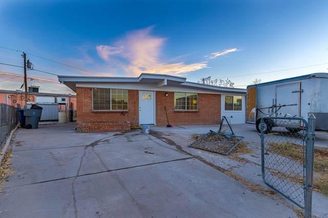 8936 Mellon Drive, El Paso, TX 79907 (MLS #839347) :: The Matt Rice Group