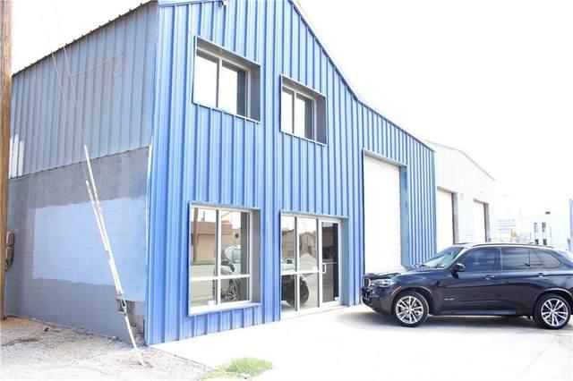 2001 E Paisano Drive, El Paso, TX 79905 (MLS #839378) :: Summus Realty