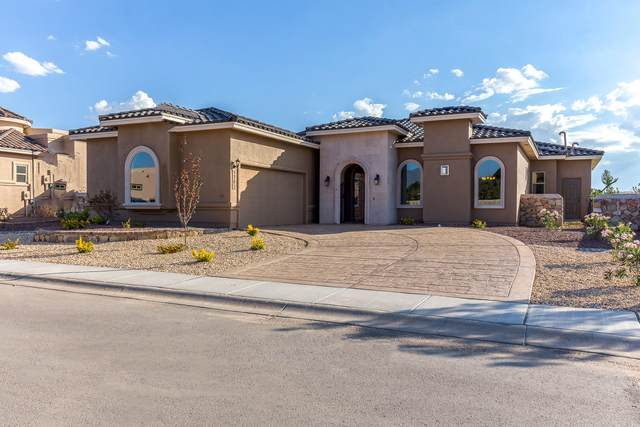 5203 Grove East Drive, Sunland Park, NM 88008 (MLS #839383) :: Preferred Closing Specialists