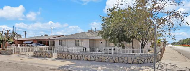 945 Apple Lane, El Paso, TX 79925 (MLS #839386) :: The Purple House Real Estate Group