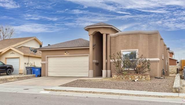 14260 Tierra Bronce Drive, El Paso, TX 79938 (MLS #839387) :: Preferred Closing Specialists