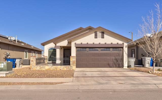 12785 Tre Maximiliano Avenue, El Paso, TX 79938 (MLS #839391) :: The Purple House Real Estate Group