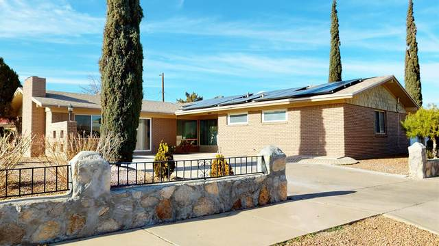 5321 Orleans Avenue, El Paso, TX 79924 (MLS #839396) :: Preferred Closing Specialists