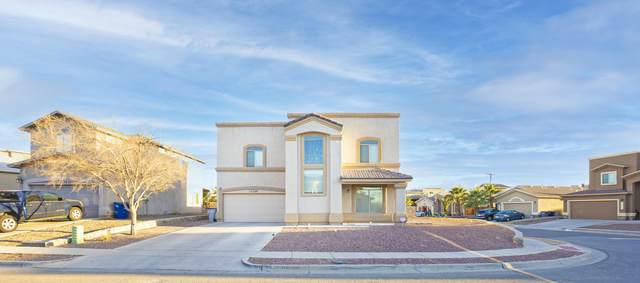 12700 Destiny Avenue, El Paso, TX 79938 (MLS #839418) :: The Purple House Real Estate Group