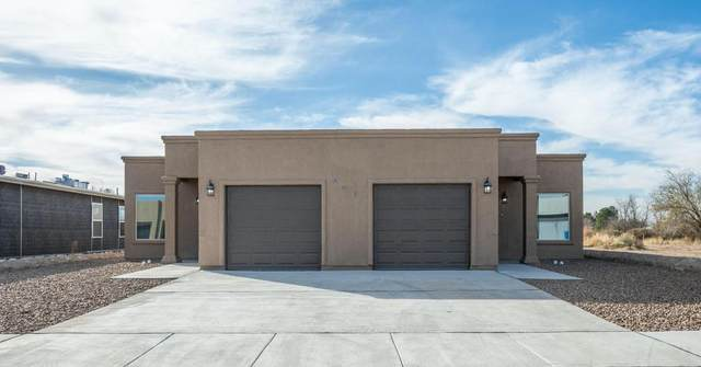 463 Spc Isaac Trujillo Drive A & B, Socorro, TX 79927 (MLS #839423) :: Jackie Stevens Real Estate Group brokered by eXp Realty
