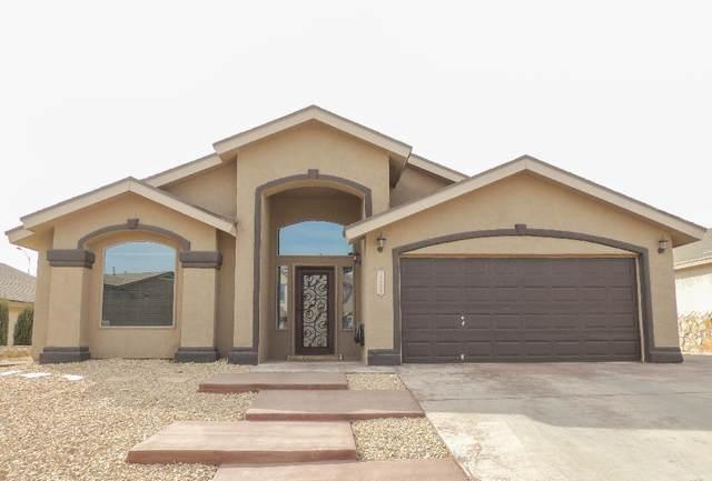 12520 Blazing Star Drive, El Paso, TX 79928 (MLS #839430) :: The Purple House Real Estate Group