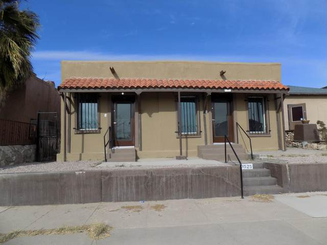 3525 Wyoming Avenue, El Paso, TX 79903 (MLS #839435) :: The Purple House Real Estate Group