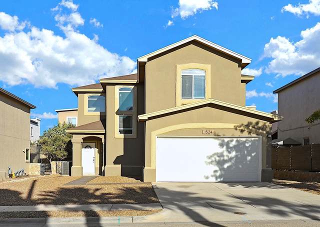 524 Covington Ridge Way, El Paso, TX 79928 (MLS #839440) :: Preferred Closing Specialists